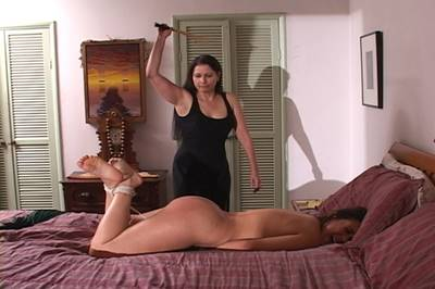 Spanking, Sinn Sage and Dia Zerva, erotic girl spanks girl spanking